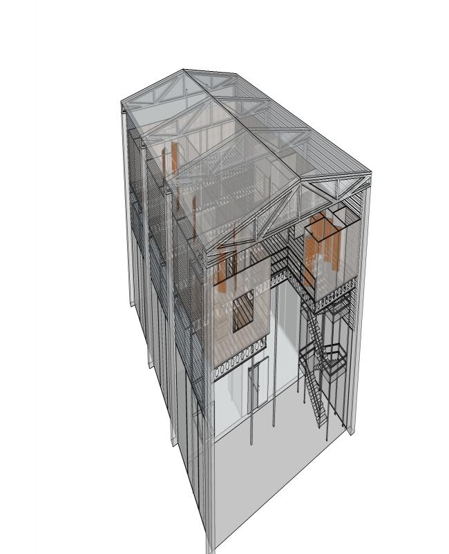 Mandra İşletmesi Üretim Binası ve Soğuk Hava Tesisi